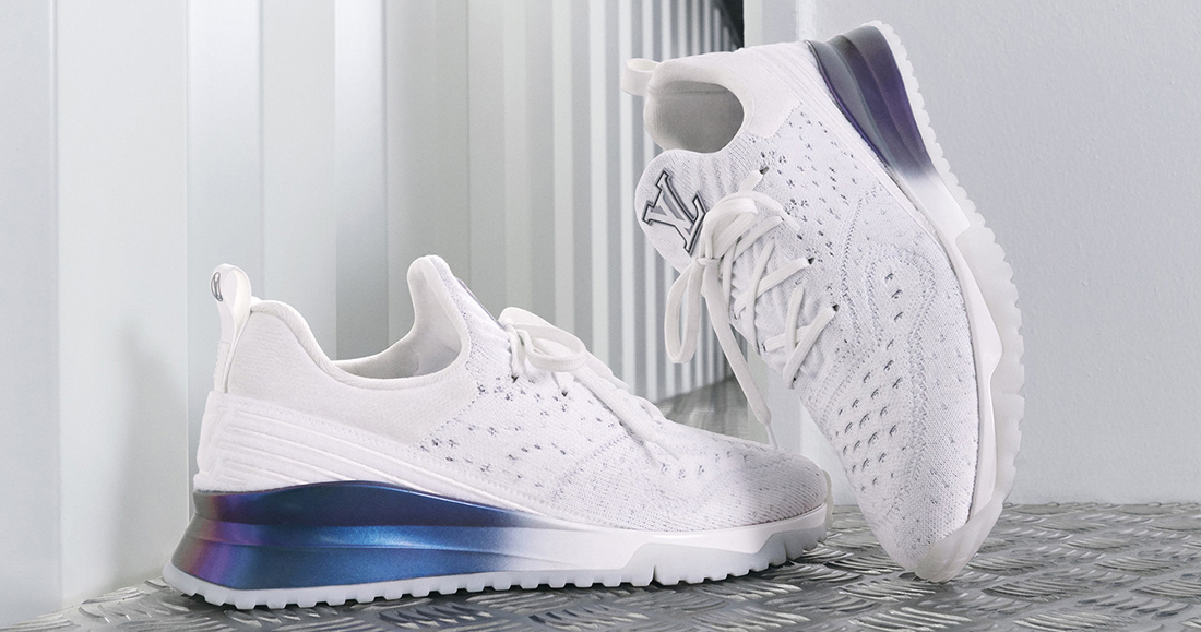 Louis Vuitton want you to beat up these $1k sneakers