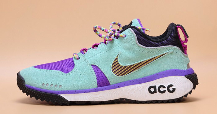 Take a hike with Nike's 90s-flavored ACG