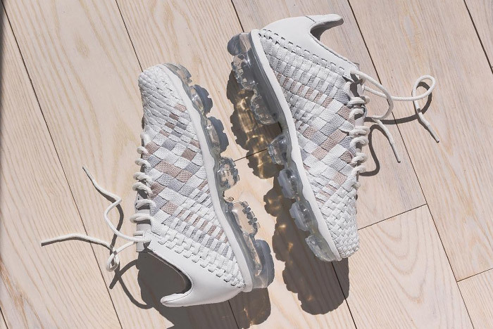 A new weave of VaporMax
