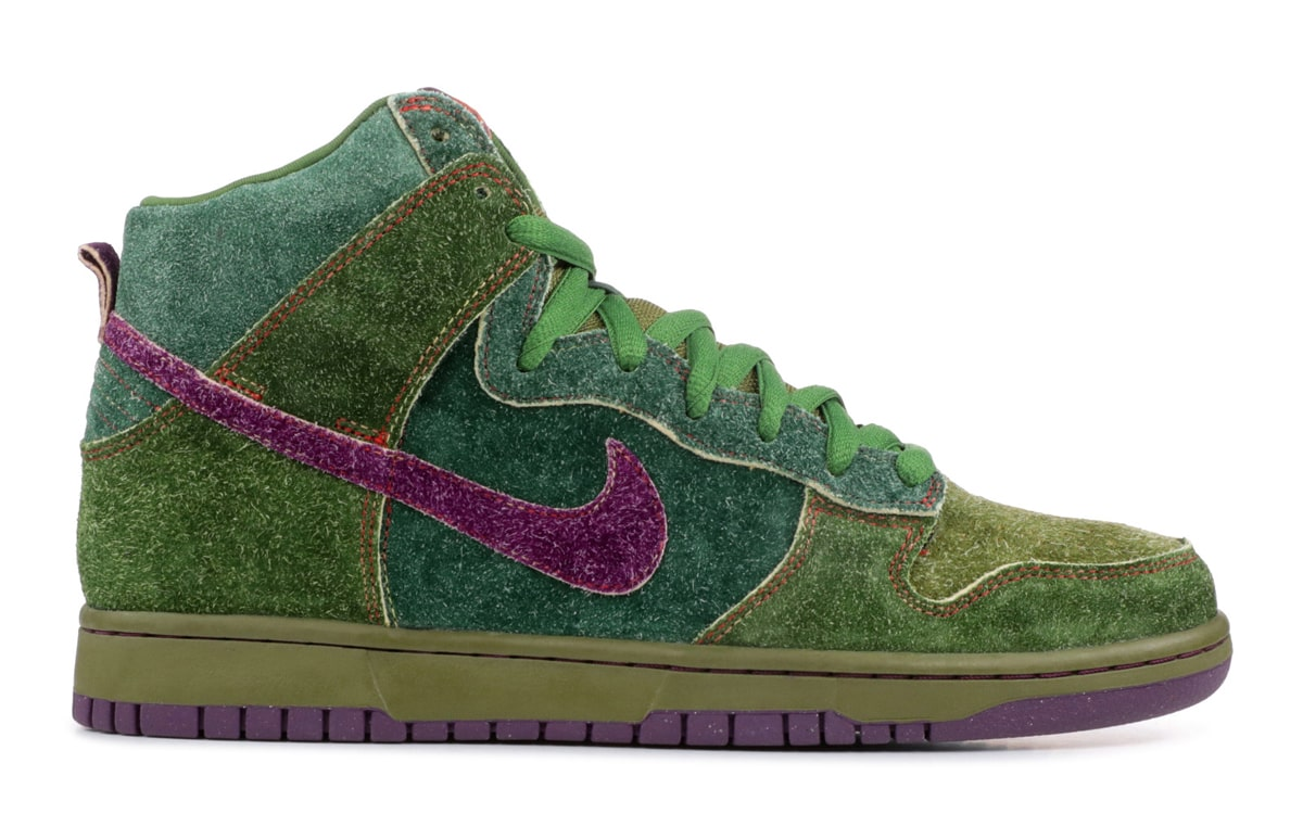 Happy 4/20: Nine of the Best Weed-Inspired Sneakers - HOUSE
