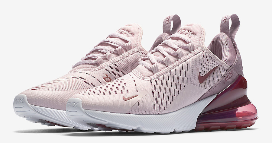 'Barely Rose' is next for the Air Max 270