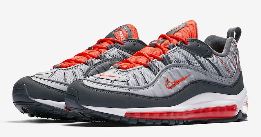 Total Crimson is next in line for the 98
