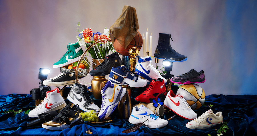 A run-down of the Nike Champions Think 16 Collection.