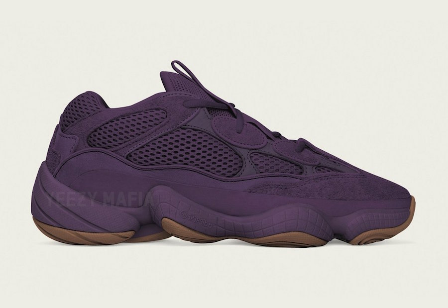 Ultraviolet is next to hit the Yeezy 500