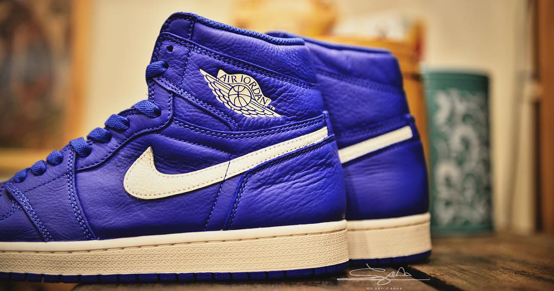 "These Jordan 1s are inspired by Spike Lee's ""He Got Game"""