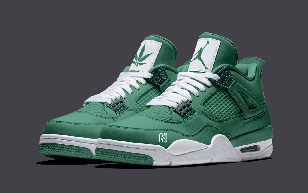 "The Concept Lab // Air Jordan 4 ""4/20"""
