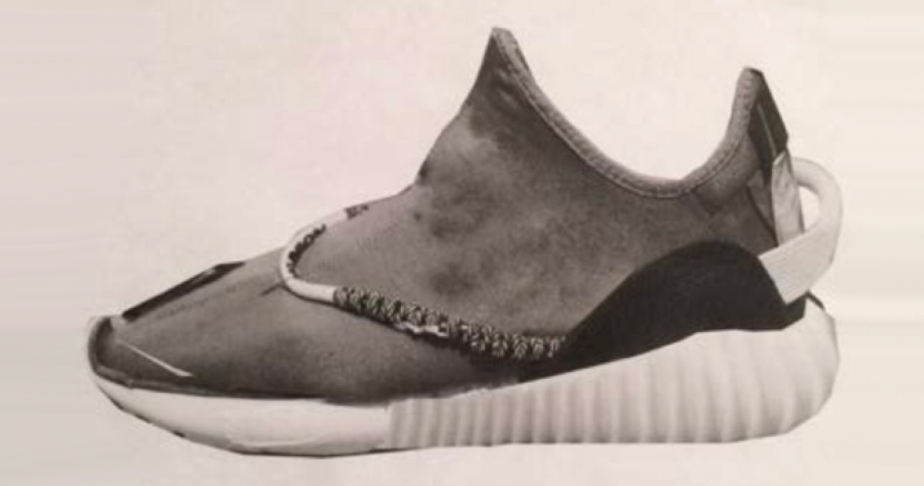 Twitter responds to Kanye's early version of the Boost 350