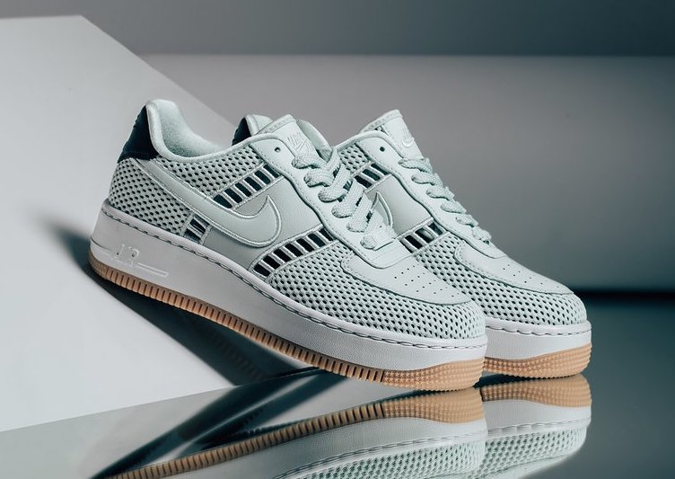 Nike's Air Force gets knitted