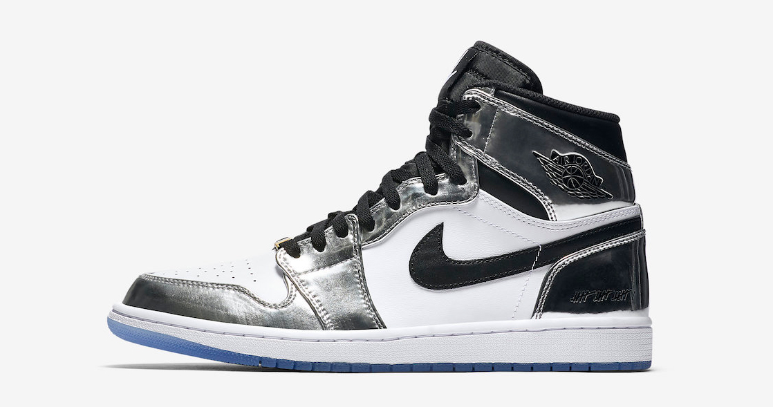 "Official images // Air Jordan 1 High ""Pass The Torch"""