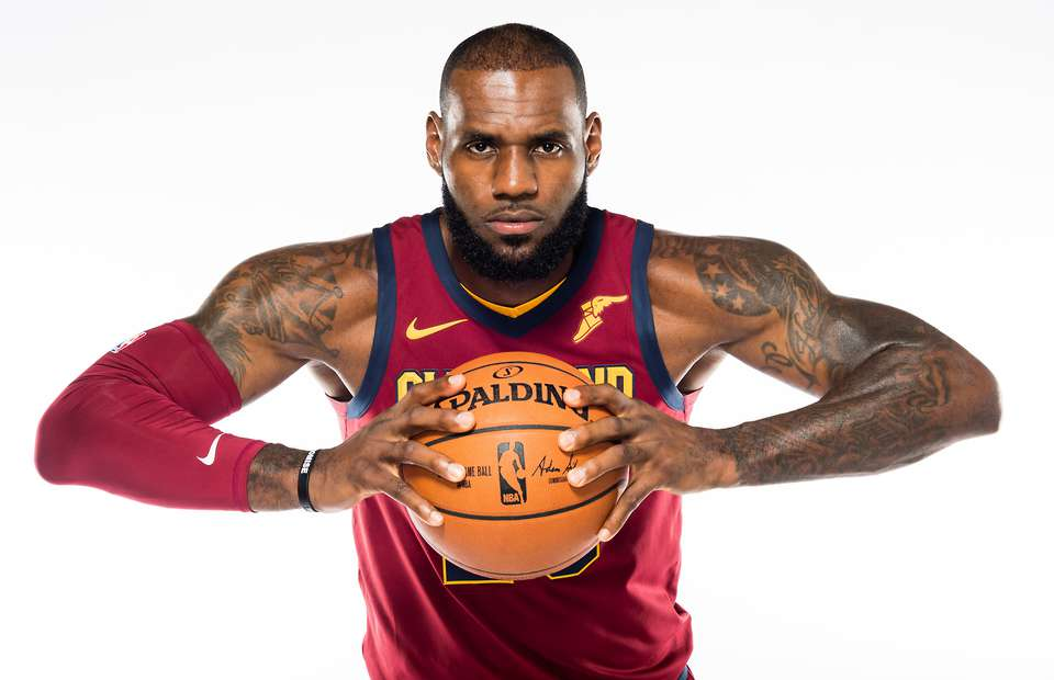 LeBron tops the NBA for sneaker sales – again