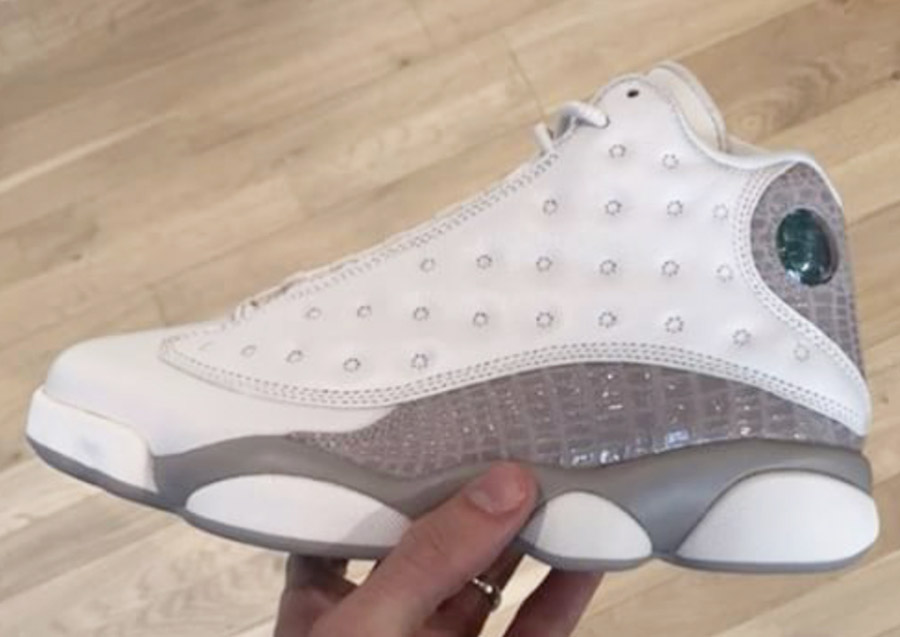 2018 shoes new products catch First look // Air Jordan 13 'Phantom' - HOUSE OF HEAT ...