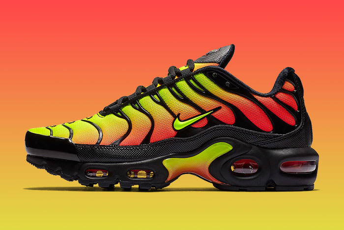 Nike's most ludicrous Air Max Plus this year