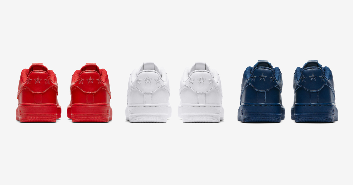 Nike stay true to the Red White and Blue for Independence Day