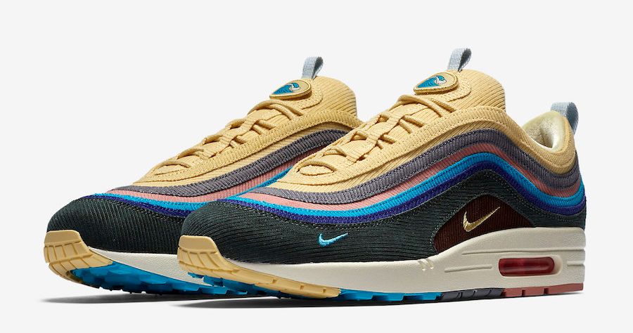 Sean Wotherspoon's Air Max 1/97 restocks today