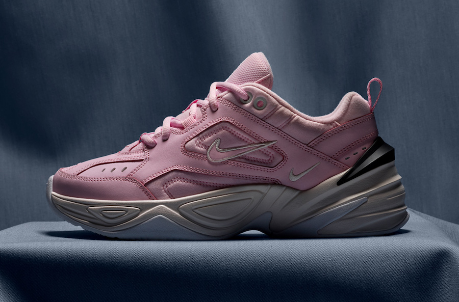Nike think pink on the next M2K Tekno