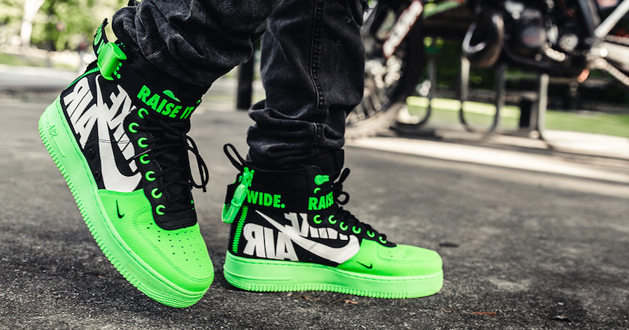 Nike drop more SF-AF1 for the 12 'O Clock Boys