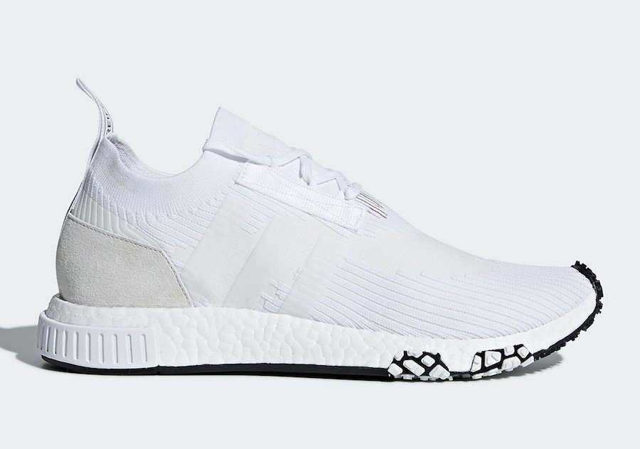 The NMD Racer goes back to basics