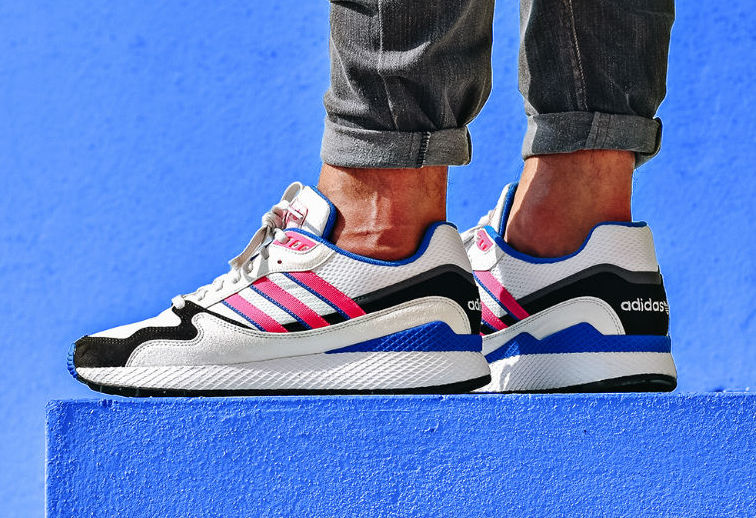 "adidas turn back the clock with the Ultra Tech ""Pink Shock"""