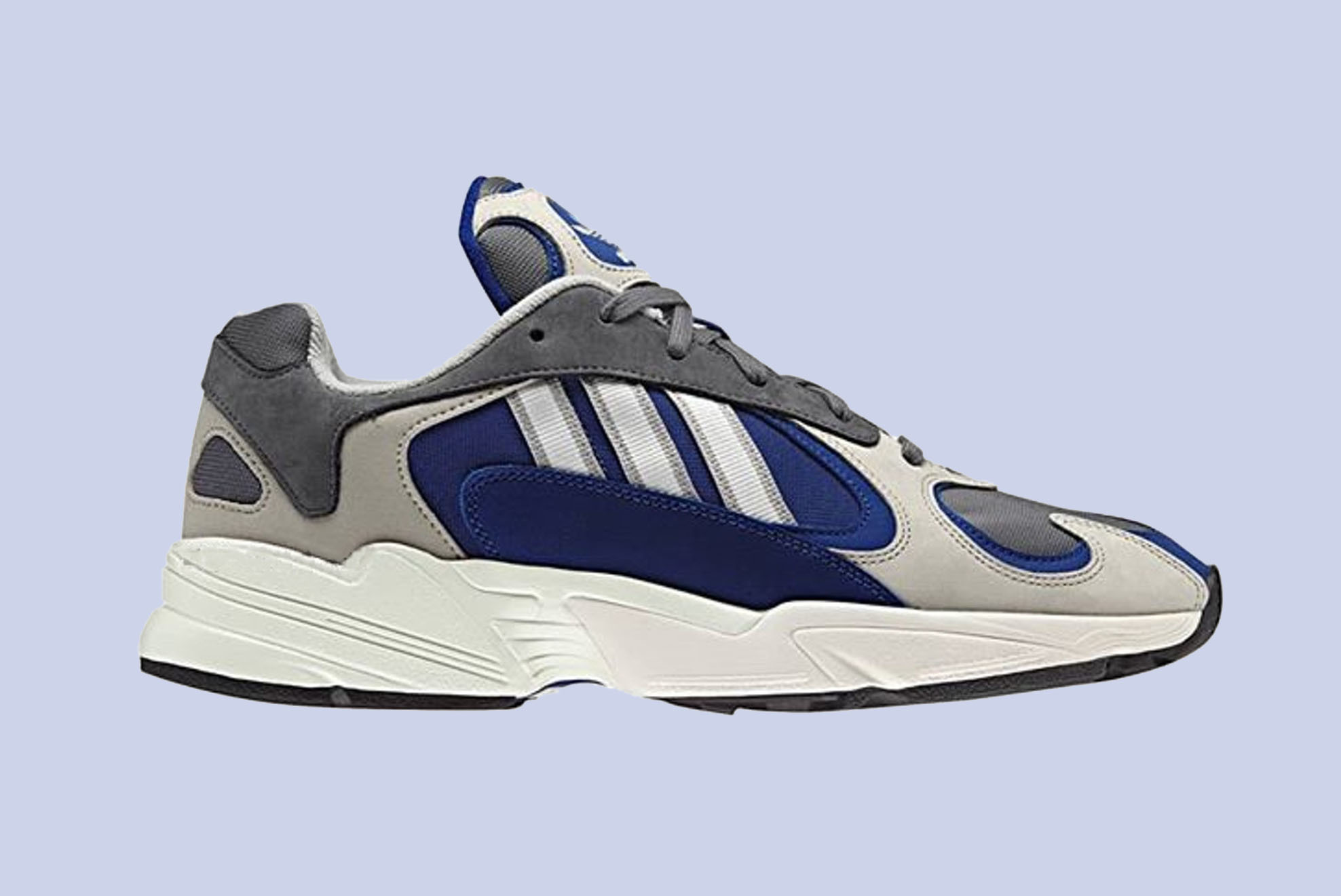 First look // adidas YUNG-1