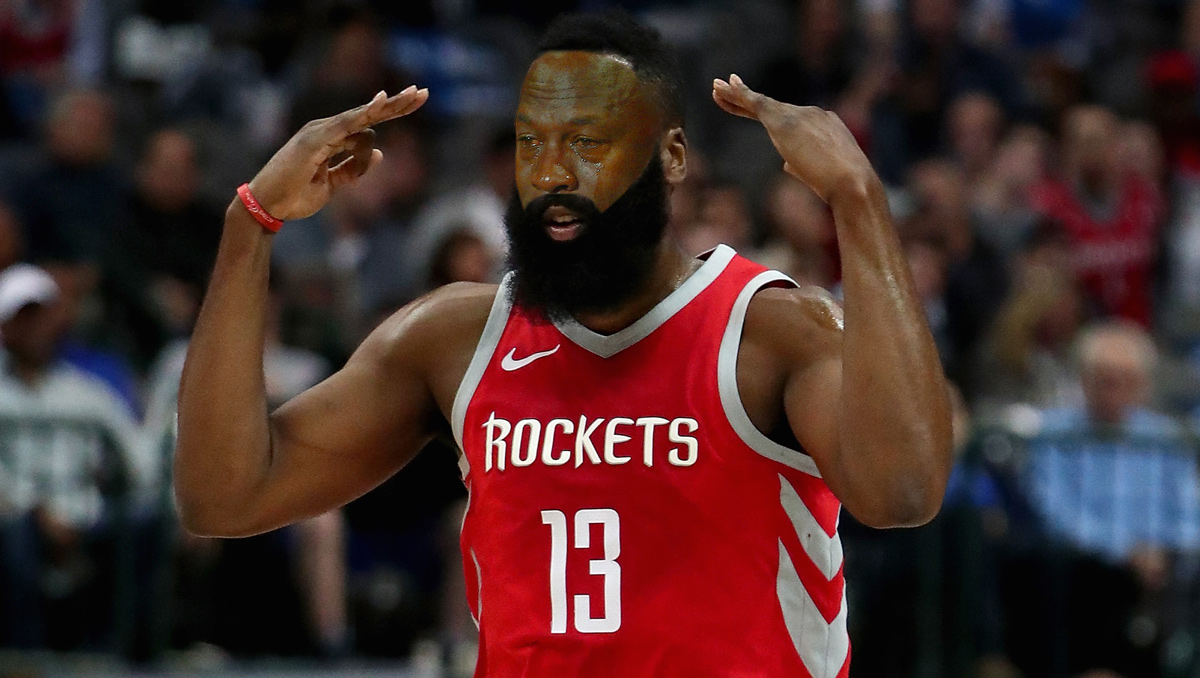 adidas just cursed James Harden's MVP chances
