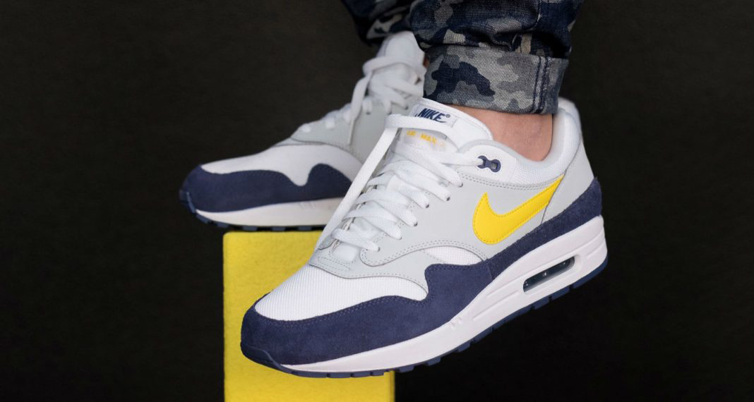 "Available now // Nike Air Max 1 ""Blue Recall"""