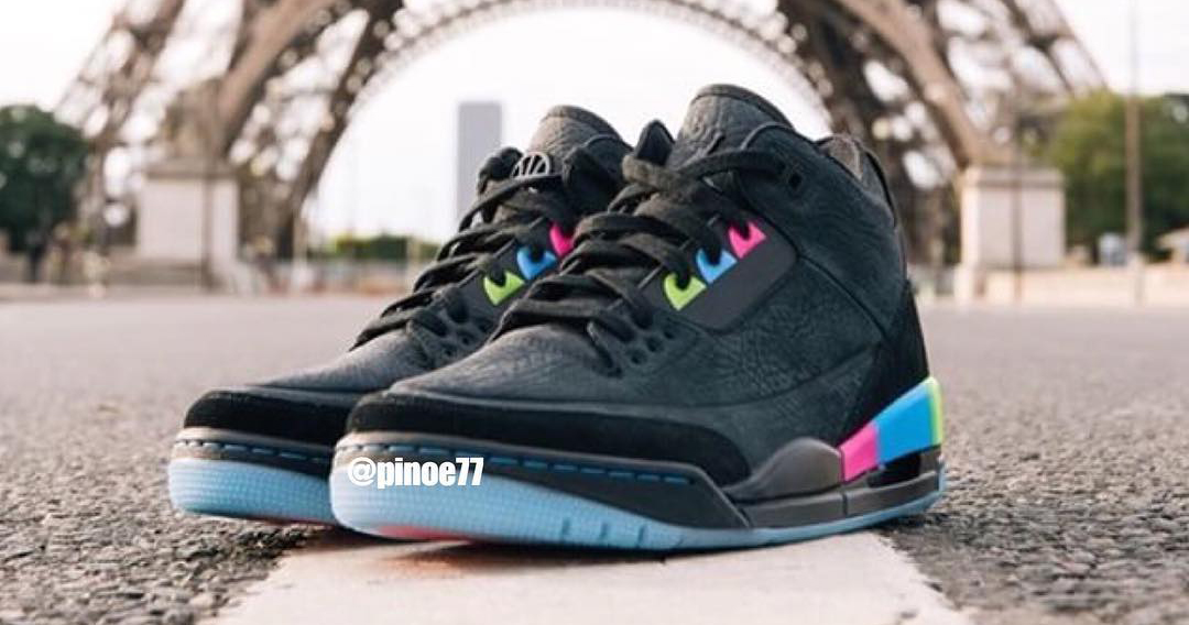 b1eae7257af809 First Look    Air Jordan 3