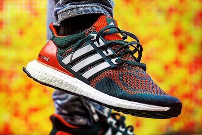 There's another Hurricanes Ultra BOOST on the way