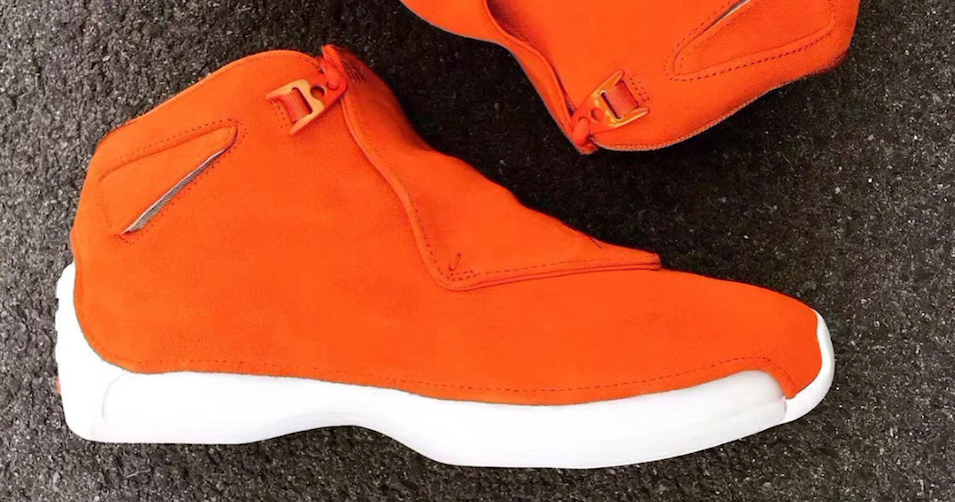 There's a wild pair of Orange 18s on the way