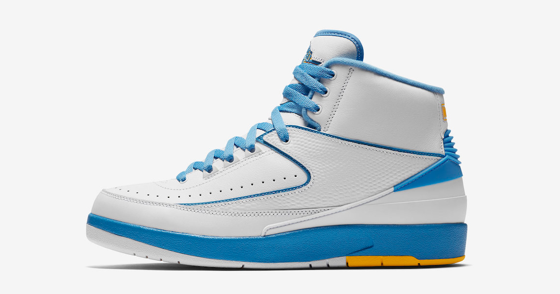 "Official images // Air Jordan 2 ""Melo"""