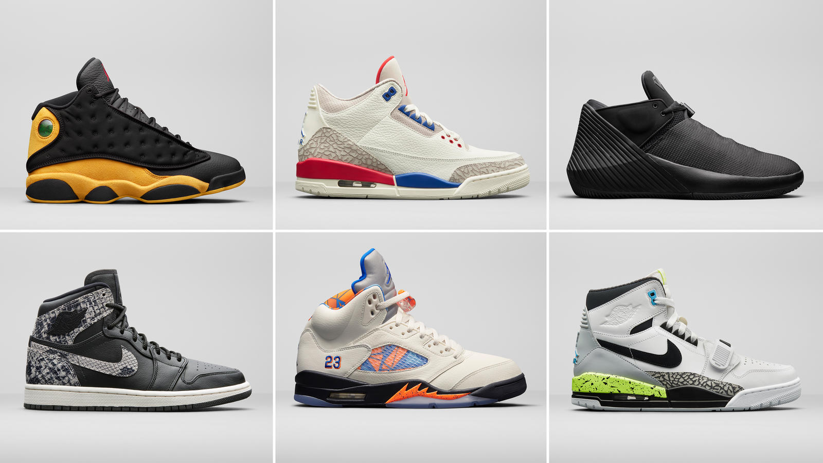 Jordan Brand preview thier Fall range