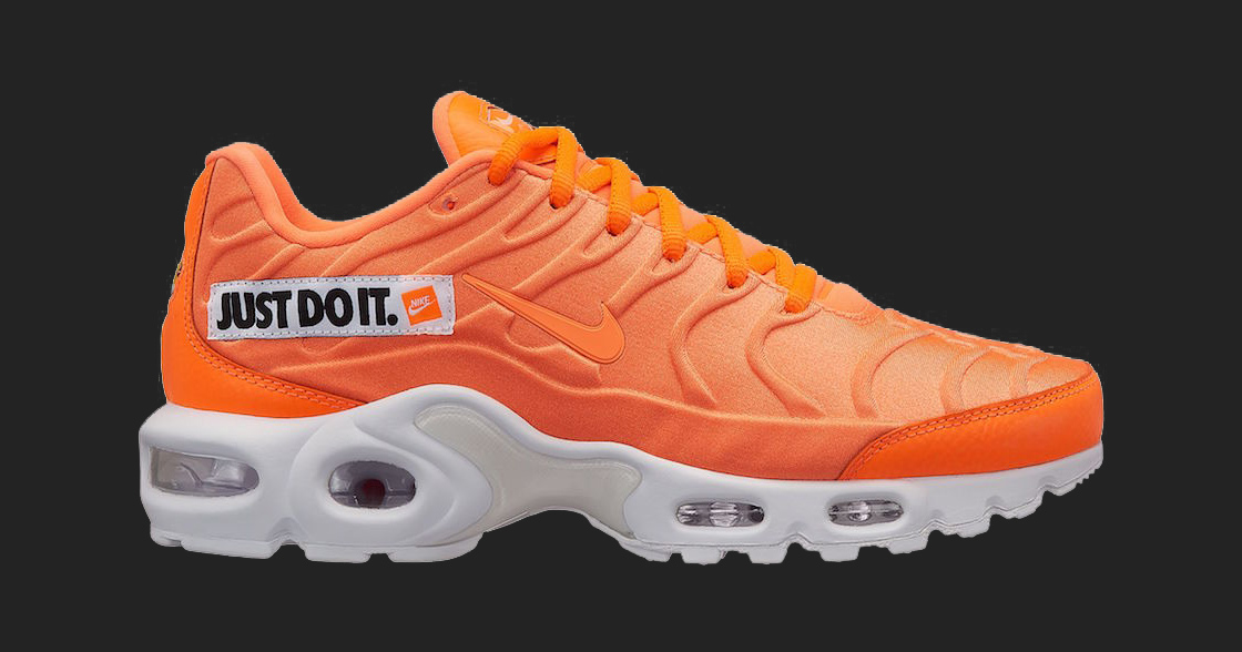 768e15d89826 Nike add the Air Max Plus to it s ever-growing