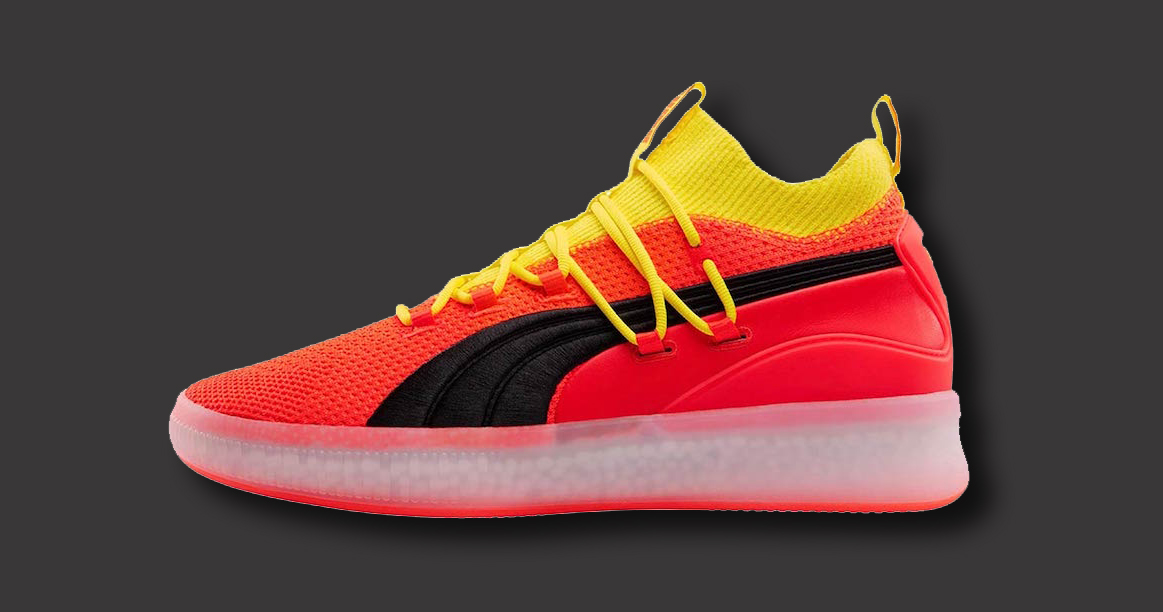 new arrival 14e9e b4ccf PUMA unveil the Clyde Court Disrupt - HOUSE OF HEAT ...