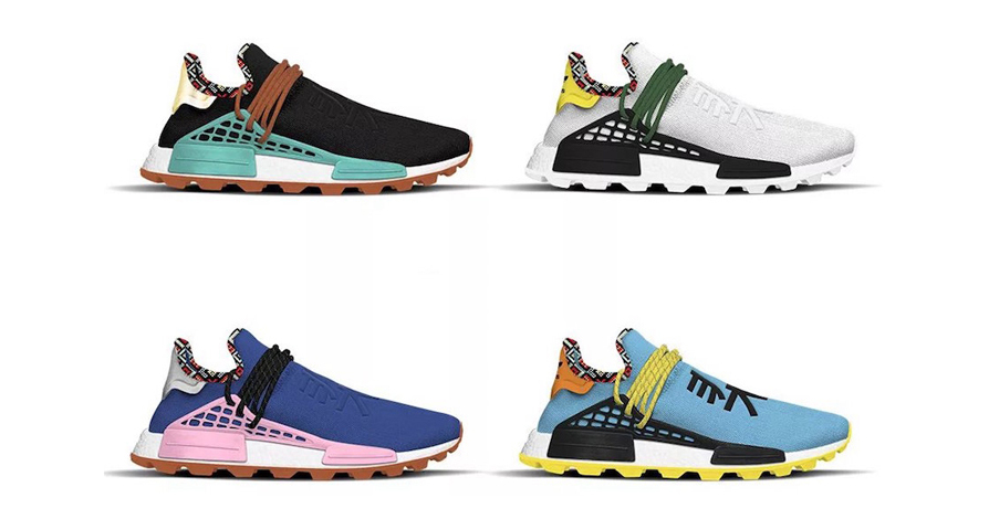 """First look // Pharrell's new """"Inspiration"""" NMD Hu Pack"""