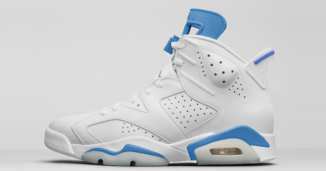 There's a trio of UNC Jordan's dropping for All-Star weekend