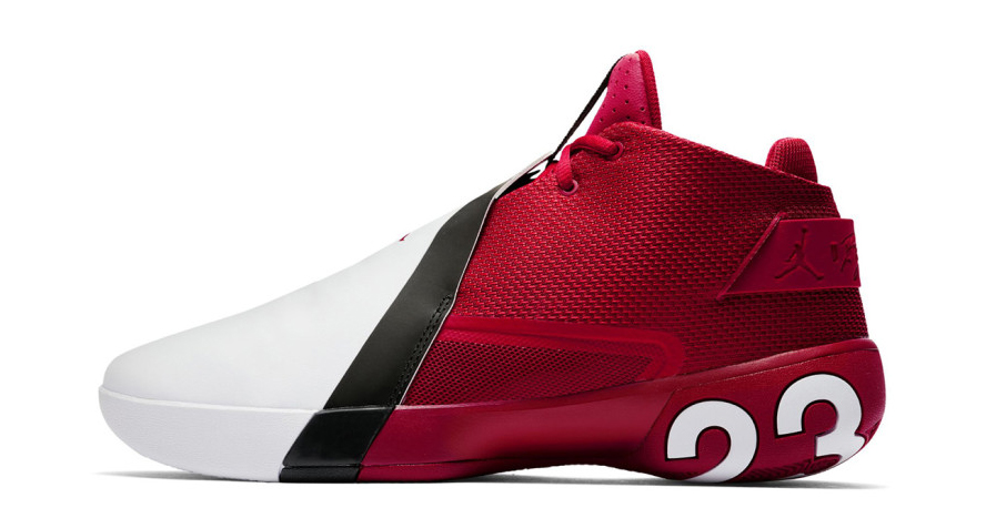 The Jordan Ultra Fly takes flight