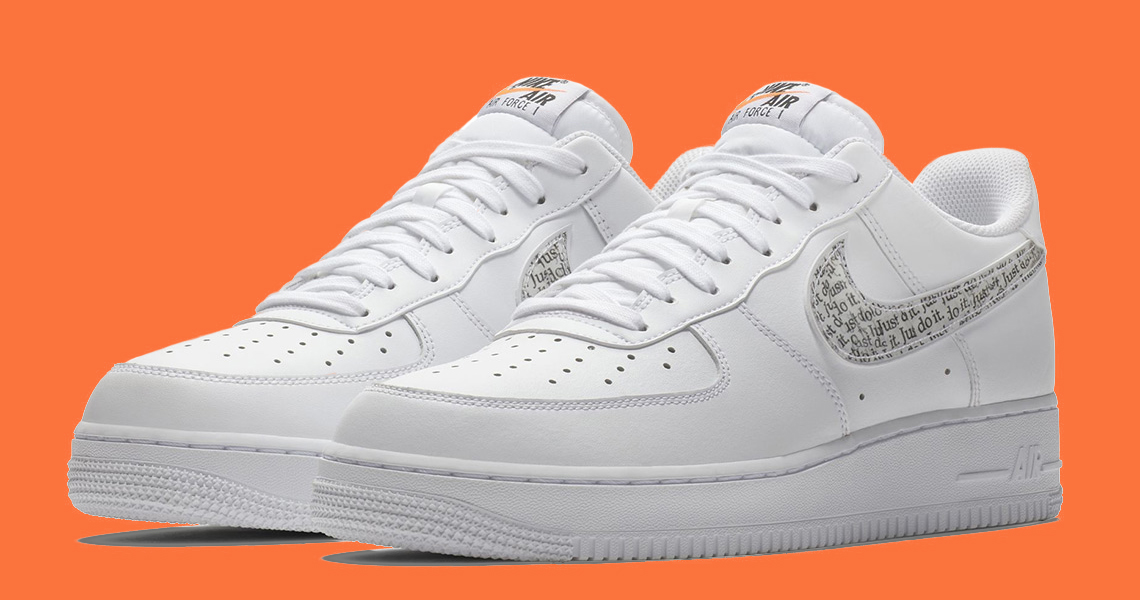"Nike ""Just Did"" the Air Force 1"