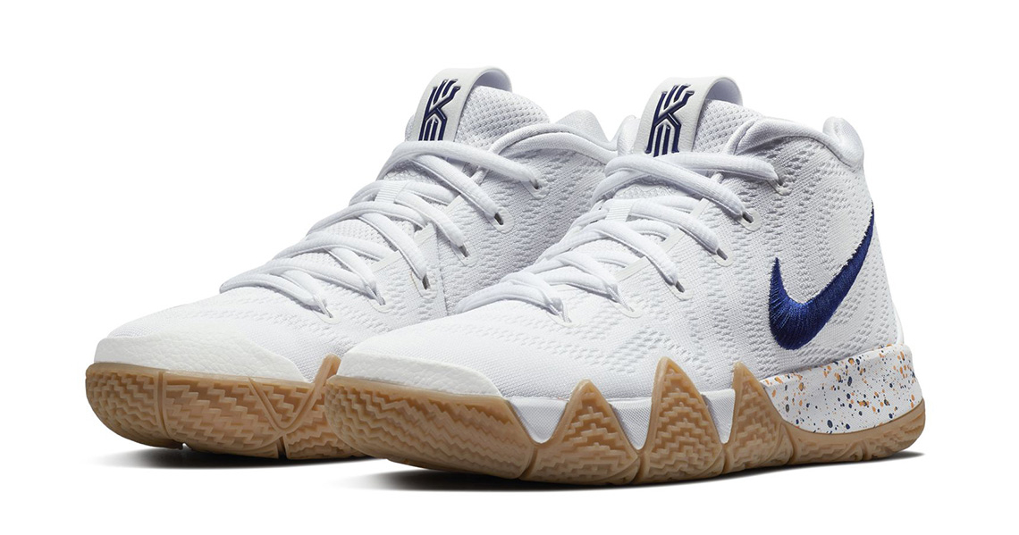 "Kyrie's ""Uncle Drew"" sneakers will release for the entire family"