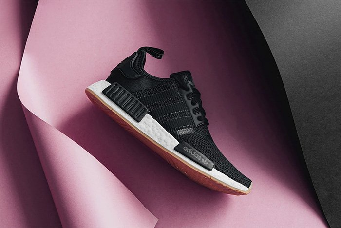 adidas get classic on the NMD_R1