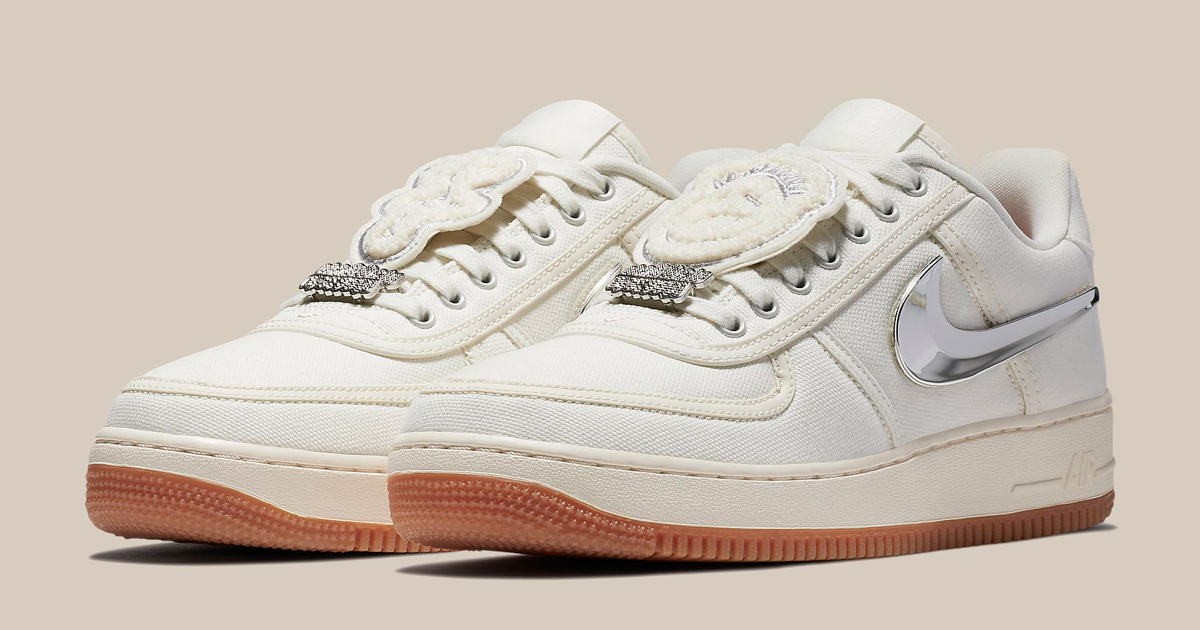 Where to Buy this Weekend's Travis Scott x Air Force 1