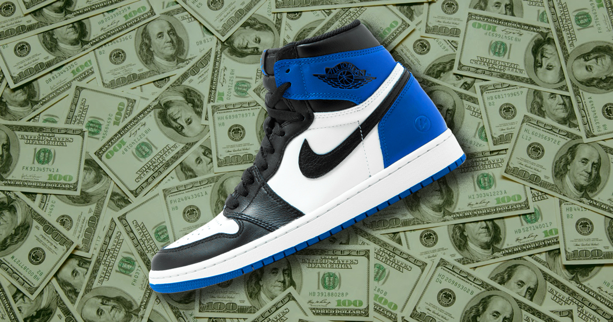 Three men face $500,000 and jail time for buying sneakers with fake cash