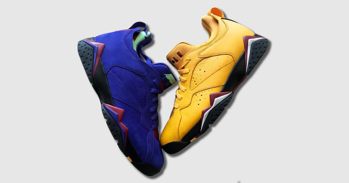 Jordan Brand are Ready to Drop More Drop-Top 7s