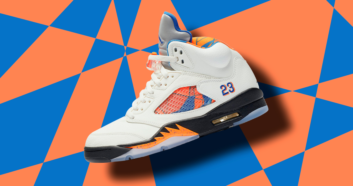 Official Images // Air Jordan 5 'International Flight'