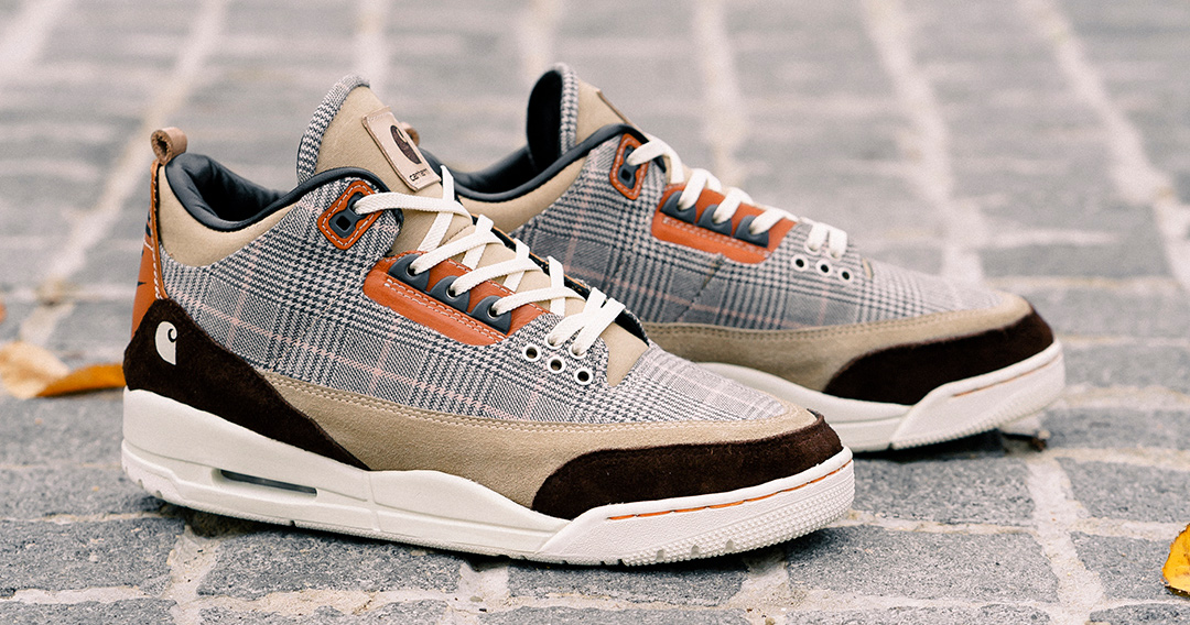 BESPOKEind are Dropping Another Limited Run of Carhartt Air Jordans