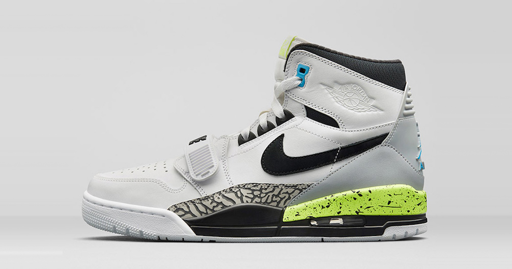 "Release info for the Jordan Legacy 312 ""Nike Pack"""