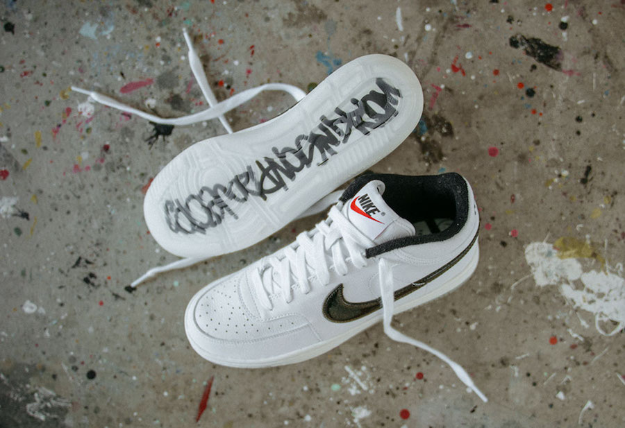 Sneaker customizer Juwop gets his own sneaker collaboration