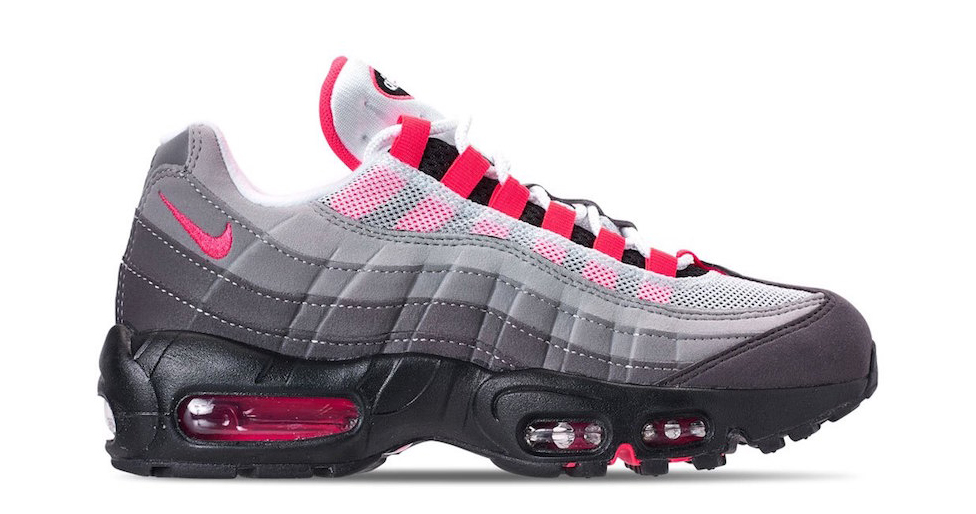 "There's more ""Solar Red Air Max 95s on the way"
