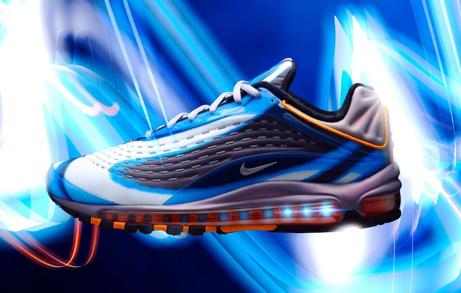 The Air Max Deluxe is Finally Releasing Stateside