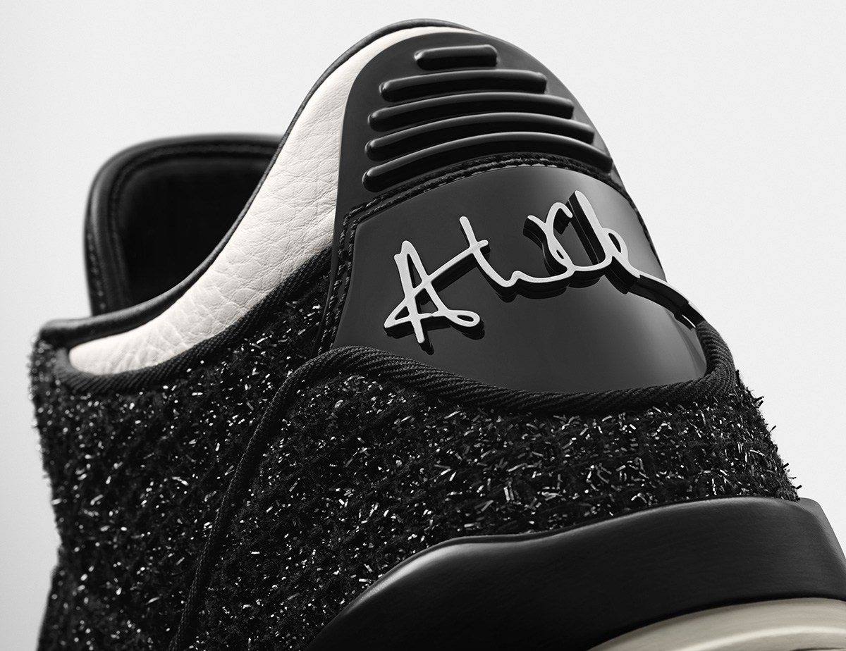 Vogue are also teaming up on two Air Jordan 3s