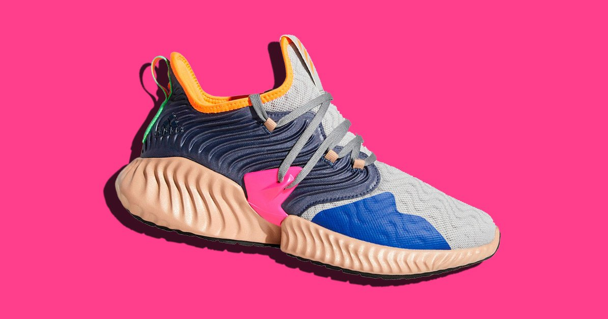 timeless design 33273 009c2 The adidas AlphaBounce Instinct Clima Drops in Two Wild Colorways