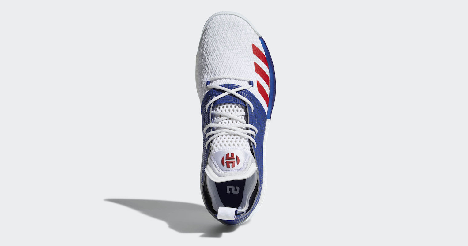"Available now // adidas Harden Vol. 2 ""USA"""